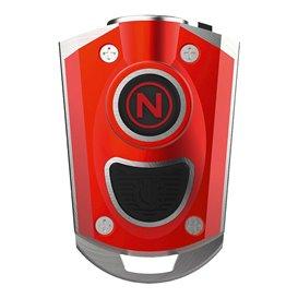 NEBO Mycro LED Schlüsselanhänger 400 Lumen Mini Taschenlampe rot