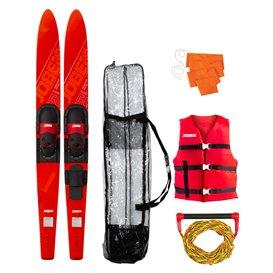 "Jobe Allegre 59"" Combo Wasserski Set Package rot hier im Jobe-Shop günstig online bestellen"