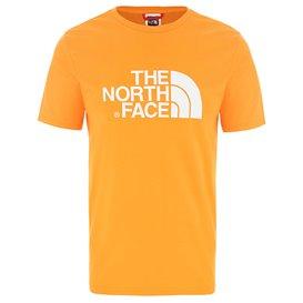 The North Face Easy Tee Herren Kurzarm T-Shirt flame orange hier im The North Face-Shop günstig online bestellen