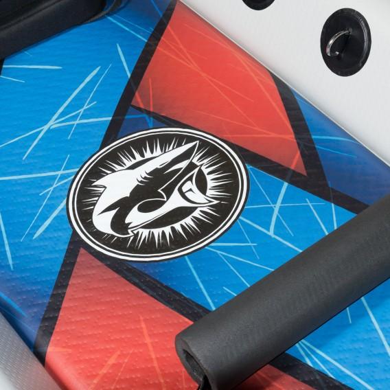 ExtaSea DS Double 473 Hochdruck Kajak Full Drop-Stitch 2er Luftkajak Set blue-orange hier im ExtaSea-Shop günstig online bestell