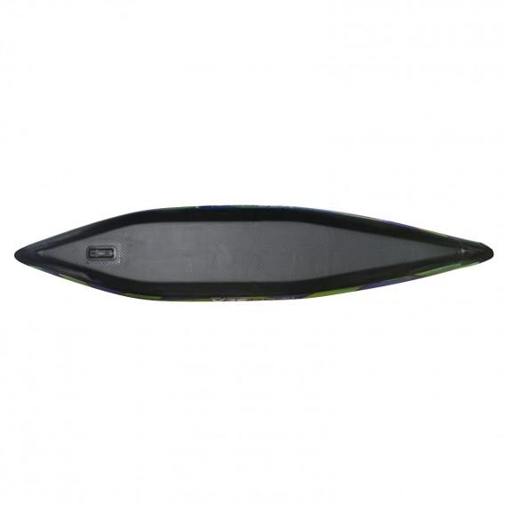 ExtaSea DS One 391 1er Tourenkajak Full Drop-Stitch Hochdruck Kajak Schlauchboot