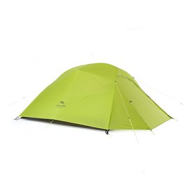 Naturehike Cloud Up 3 SI Ultralight Zelt 3 Personen Kuppelzelt green