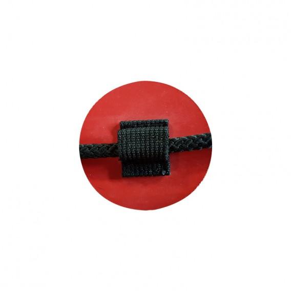 Gumotex Beschlag für umlaufendes Sicherheitsseil rot hier im Gumotex-Shop günstig online bestellen