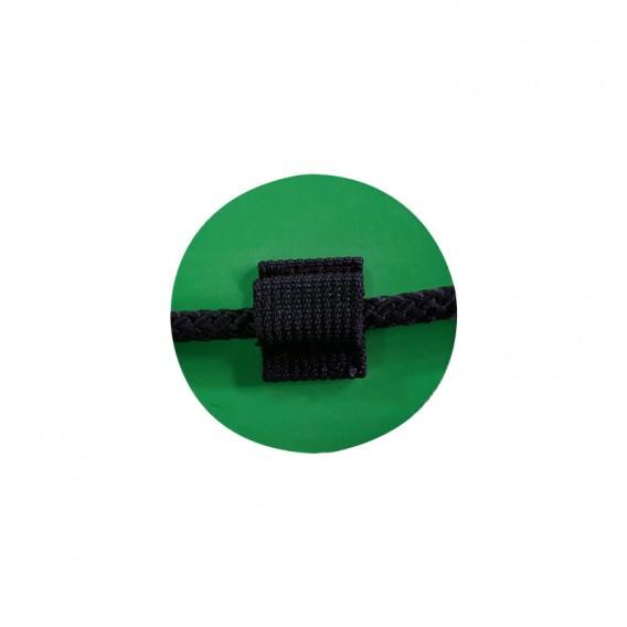 Gumotex Beschlag für umlaufendes Sicherheitsseil grün hier im Gumotex-Shop günstig online bestellen