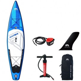 Aqua Marina Hyper 11.6 Touring Stand Up Paddle Board aufblasbares SUP