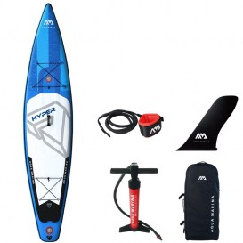 Aqua Marina Hyper 12.6 Touring Stand Up Paddle Board aufblasbares SUP