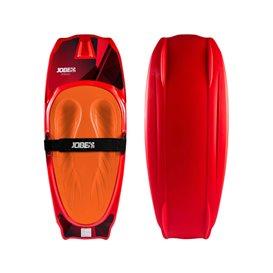 Jobe Streak Kneeboard Knieboard red