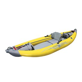 Advanced Elements StraitEdge Kayak 1er Kajak Luftboot gelb