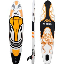 Aqua Marina Magma 10.1 Inflatable Stand Up Paddle Board aufblasbares SUP