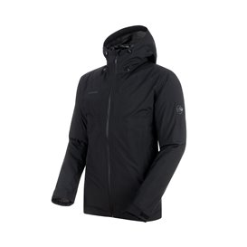 Mammut Convey 3 in 1 HS Hooded Jacket Herren Winterjacke Daunenjacke black-black