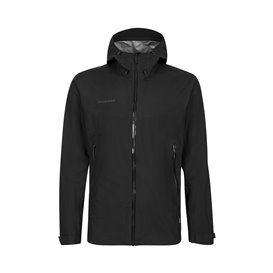 Mammut Convey Tour HS Hooded Jacket Herren Hardshelljacke Regenjacke black hier im Mammut-Shop günstig online bestellen