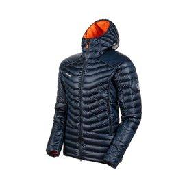 Mammut Eiger Extreme Eigerjoch Advanced Hooded Jacket Herren Daunen Winterjacke night hier im Mammut-Shop günstig online bestell