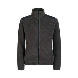 Mammut Innominata Jacket Herren Fleecejacke black melange hier im Mammut-Shop günstig online bestellen