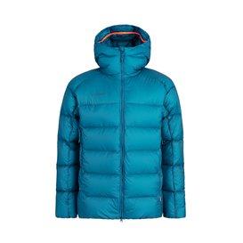 Mammut Meron Hooded Jacket Herren Daunenjacke Winterjacke sapphire hier im Mammut-Shop günstig online bestellen