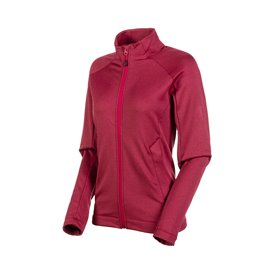 Mammut Nair Midlayer Jacket Damen Fleecejacke sundown melange