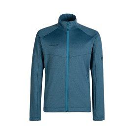 Mammut Nair Midlayer Jacket Herren Fleecejacke sapphire melange hier im Mammut-Shop günstig online bestellen