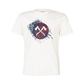 Mammut Seile T-Shirt Herren Kurzarmshirt bright white PRT1