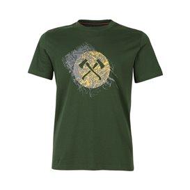 Mammut Seile T-Shirt Herren Kurzarmshirt woods PRT1