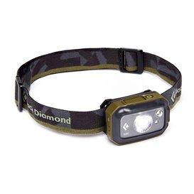 Black Diamond Revolt 350 Lumen Stirnlampe Helmlampe dark olive