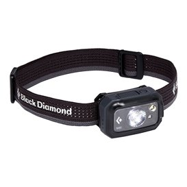 Black Diamond Revolt 350 Lumen Stirnlampe Helmlampe graphite