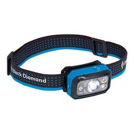 Black Diamond Storm 400 Lumen Stirnlampe Helmlampe azul