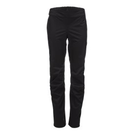 Black Diamond Stormline Stretch Full Zip Rain Pants Damen Regenhose black