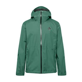 Black Diamond Stormline Stretch Rain Shell Herren Regenjacke raging sea