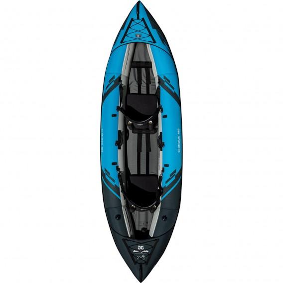 Aquaglide Chinook 100 Kajak Luftkajak Schlauchboot hier im Aquaglide-Shop günstig online bestellen