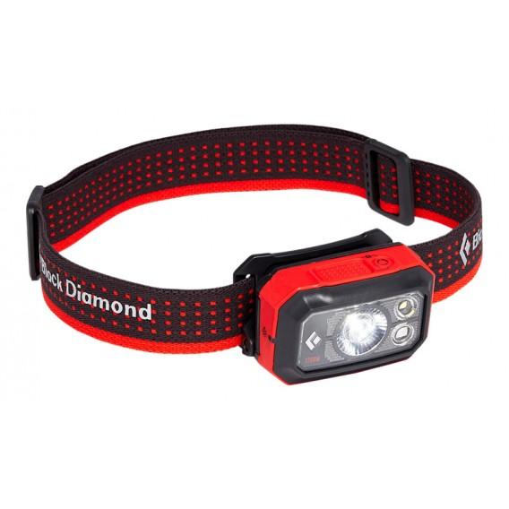Black Diamond Storm 400 Lumen Stirnlampe Helmlampe octane hier im Black Diamond-Shop günstig online bestellen