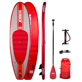 Jobe Desna 10.0 aufblasbares Stand up Paddle Board SUP Set