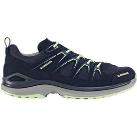 Lowa Innox Evo GTX Low Damen Trekkingschuh Multifunktionsschuh navy-mint