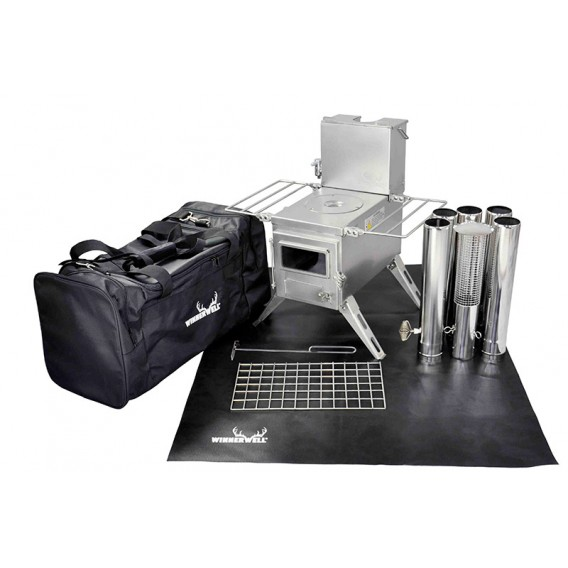 Winnerwell Nomad Zeltofen Gr. M Campingofen Outdoorküche Set hier im Winnerwell-Shop günstig online bestellen