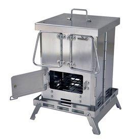 Winnerwell Multifunktioneller Mini BBQ Smoker Feuerstelle Grill Ofen hier im Winnerwell-Shop günstig online bestellen