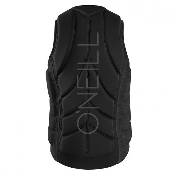 ONeill Slasher Comp Vest Herren Neopren Prallschutzweste acidwash-black hier im ONeill-Shop günstig online bestellen