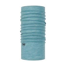 Buff Lightweight Merino Wool Schal Mütze Tuch aus Merinowolle solid-pool