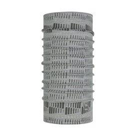 Buff Lightweight Merino Wool Schal Mütze Tuch aus Merinowolle relay grey