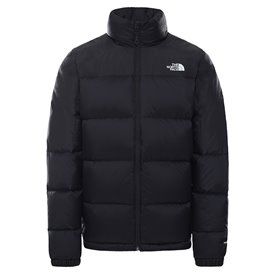 The North Face Diablo Down Jacket Herren Daunenjacke Winterjacke black-black