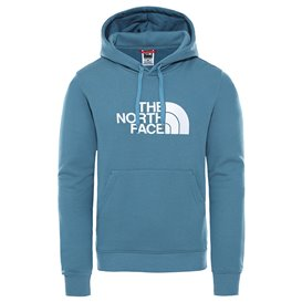 The North Face Drew Peak Pullover Hoodie Herren Sweater mallard blue-white hier im The North Face-Shop günstig online bestellen