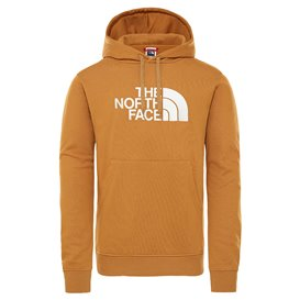 The North Face Drew Peak Pullover Hoodie Herren Sweater timber tan-vintage white hier im The North Face-Shop günstig online best