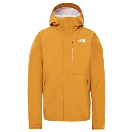 The North Face Dryzzle Futurelight Jacket Herren Regenjacke Hardshelljacke citrine yellow