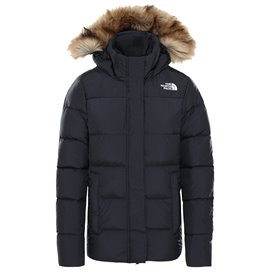 The North Face Gotham Jacket Damen Daunenjacke Winterjacke black