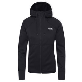 The North Face Hikesteller Midlayer Damen Fleecejacke black hier im The North Face-Shop günstig online bestellen