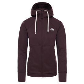 The North Face Hikesteller Midlayer Damen Fleecejacke root brown hier im The North Face-Shop günstig online bestellen