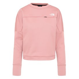 The North Face Hikesteller Pullover Damen pink clay hier im The North Face-Shop günstig online bestellen
