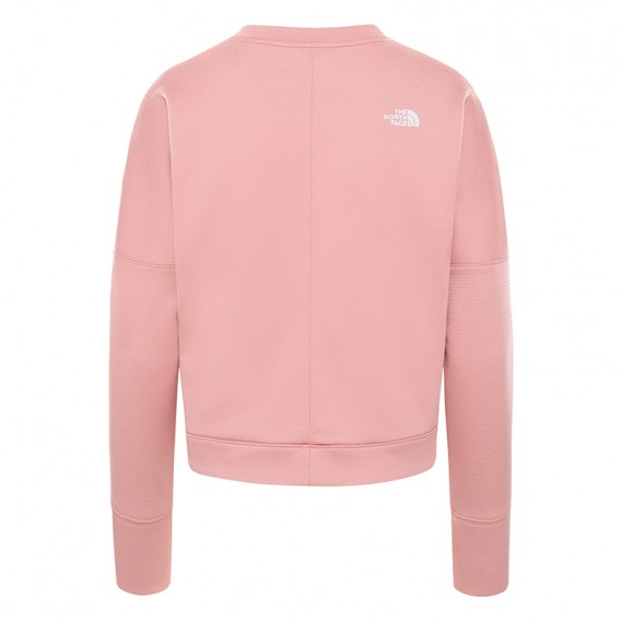 The North Face Hikesteller Pullover Damen pink clay hier im The North Face-Shop günstig online bestellen