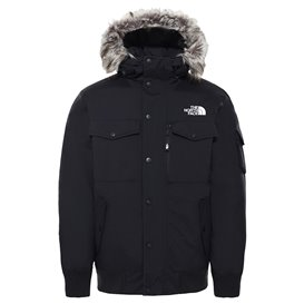 The North Face Recycled Gotham Jacket Herren Daunenjacke Winterjacke black