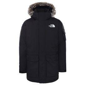 The North Face Recycled MC Murdo Herren Daunenjacke Winterjacke black