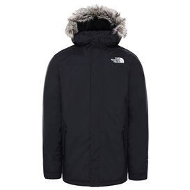 The North Face Recycled Zaneck Jacket Herren Winterjacke Mantel black