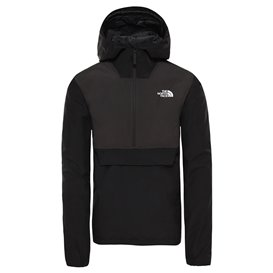 The North Face Waterproof Fanorak Herren Regenjacke Anorak black