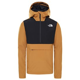 The North Face Waterproof Fanorak Herren Regenjacke Anorak timber tan